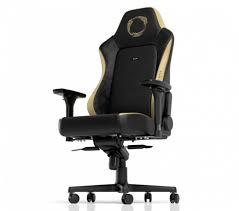 <b>Noblechairs</b> представила <b>игровое кресло</b> в дизайне Elder Scrolls ...
