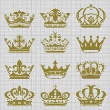 корона: лучшие изображения (8)   Вышивка крестиком бесплатно ...