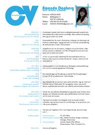 resume vitae curriculum vitae example good