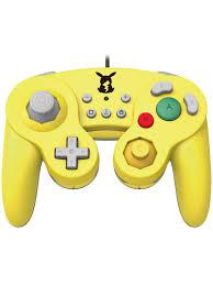Nintendo Switch <b>Геймпад Hori Battle</b> Pad (Pikachu) для консоли ...