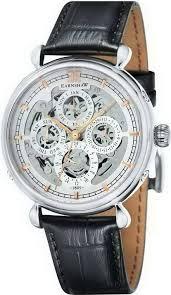 Купить Мужские часы <b>Earnshaw</b> Grand Calendar ES-8043-02 ...