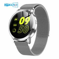 Interpad <b>CF58 Smart Watch</b> Sport Health Activity Fitness Tracker ...