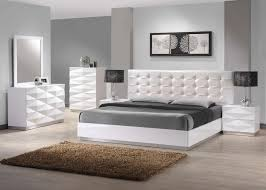 luxury white bedroom decoration ideas bright grey wall and beige floor combined with white wooden furniture blue white contemporary bedroom interior modern