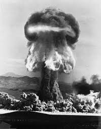 「nuclear bomb test in nevada」の画像検索結果