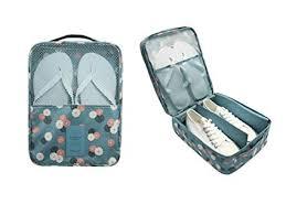 erioctry <b>1PC</b> Fashion Travel Portable Shoe Bags <b>Multicolor Storage</b> ...
