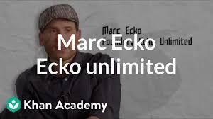 <b>Marc Ecko</b> - Founder of Ecko <b>Unlimited</b>   Entrepreneurship   Khan ...