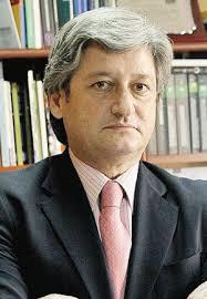 Arribas se perfila como sustituto de Amigo al frente de la Corporación Empresarial. Juan Manuel Arribas. :: HOY - 7505618