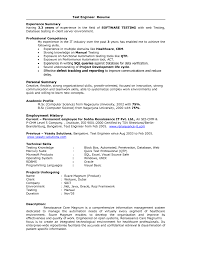 sample resume for experienced software developer it resume samples susan