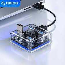 <b>ORICO</b> High Speed 7 <b>Port</b> USB 3.0 HUB With Type C Power Supply ...