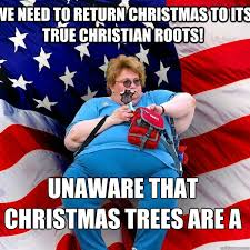 Asinine American fat obese red state republican lady meme memes ... via Relatably.com