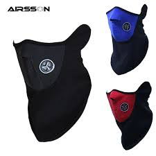 Air Soft <b>Warm</b> Fleece <b>Bike</b> Half Face <b>Mask</b> – All Toys 4 Boys
