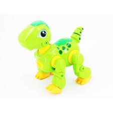 Р/У <b>робот CS toys</b> Динозаврик 2055A|купить на BANGTOYS.RU