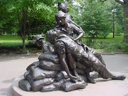 Image result for vietnam war memorial