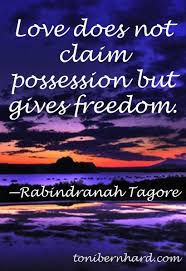 the bengali philosopher and poet rabindranath tagore out the bengali philosopher and poet rabindranath tagore out trust it cannot be truly called love