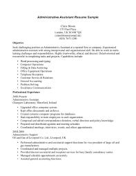 customer assistant cv inspirenow assistant cv example sample seangarrette co executive assistant resume samples assistant cv