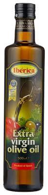 Iberica <b>Масло</b> оливковое extra virgin, стеклянная <b>бутылка</b> ...