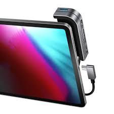 Многопортовый адаптер <b>Baseus</b> Bolt для iPad Pro (<b>USB</b>-<b>C</b> PD ...