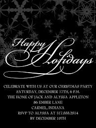 masculine christmas party invitation backgrounds features likable handmade christmas party invitations