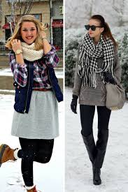 How To Wear Knitted <b>Scarves</b> This <b>Winter</b> 2019 | <b>Style</b> Debates