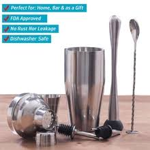 <b>cocktail shaker set</b>