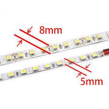 <b>5M</b> White 120LED/M SMD 2835 600LEDs Strip DC12V <b>Super Bright</b> ...