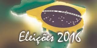 Resultado de imagem para ELEIÇÕES 2016