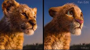 <b>Lion King</b> character redesigns highlight the problem with realistic CGI