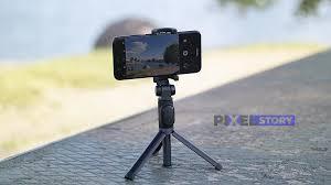 Обзор <b>монопод</b>-штатива <b>Xiaomi Mi Tripod Selfie</b>