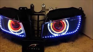 #1 <b>2013-2014 Honda CBR600RR</b> Projector Headlights BiXenon hid ...