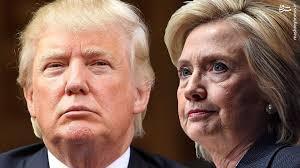 Image result for ترامپ رئیس جمهور وحشتناکی است اما بدتر از هیلاری کلینتون نیست