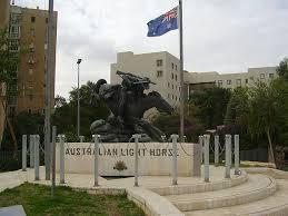「battle of beersheba 1917 memorial」の画像検索結果