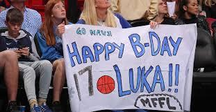 <b>Happy Birthday</b> Luka Doncic - Mavs Moneyball