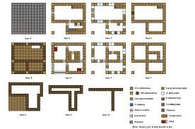 Minecraft House Blueprints  cool minecraft floor plans   Friv GamesSteps Minecraft House Blueprints