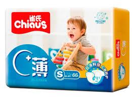 <b>Подгузники Chiaus Pro</b>-<b>Core</b> S (3-6кг), 66шт. - купить в интернет ...