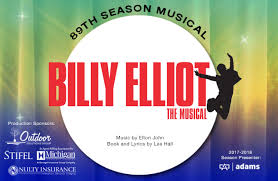 <b>Billy Elliot</b> the Musical | 2017-2018 Productions : The Kalamazoo ...