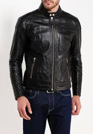 <b>Куртка кожаная Jimmy Sanders</b> купить за 41 799 руб ...