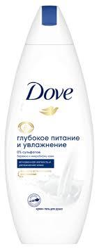 <b>Крем</b>-<b>гель для душа</b> Dove Глубокое питание и увла... — купить по ...