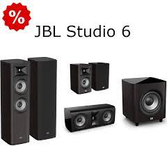 Акция: Скидки на <b>акустику JBL Studio</b> 6