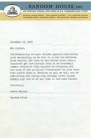 8 rejection letters publishers sent to famous aut clickhole 1 john updike