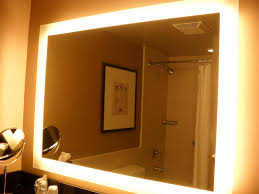 inspiration bathroom mirror lights built lighting for bathroom mirrors bathroom mirrors lighting