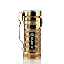 <b>Фонарь Olight S Mini</b> CU Rose Gold золотой - купить в интернет ...