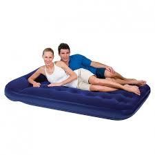 <b>Bestway Надувной матрас Easy</b> Inflate Flocked Air Bed(Queen ...