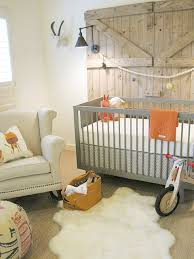 comfy upholstered rockers are another nice option as seen in the room below designed by sherry hart baby nursery rockers rustic