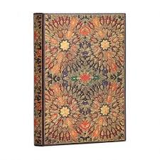 Fire <b>Flowers</b> - Paperblanks