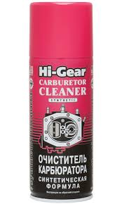 Синтетический <b>очиститель</b> карбюратора <b>аэрозоль Hi</b>-<b>Gear</b> (США ...