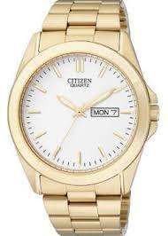 Наручные <b>часы Citizen</b> с золотистым браслетом. Оригиналы ...