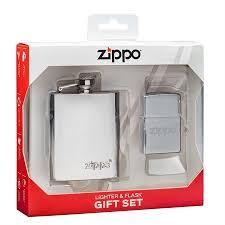 <b>Подарочный набор</b> ZIPPO <b>фляжка</b> и зажигалка 49098 на ZIPPO ...