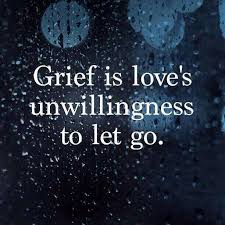 GRIEF QUOTES image quotes at hippoquotes.com via Relatably.com
