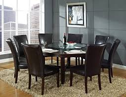 Dining Room Tables That Seat 8 Dining Round Table Design Elegant Classical Ideas Pictures Gray