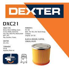 <b>Фильтр</b> Dexter DXC21, для <b>пылесосов</b> Dexter в Москве – купить по ...